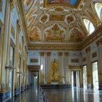 Дворец в Казерте: внутреннее убранство