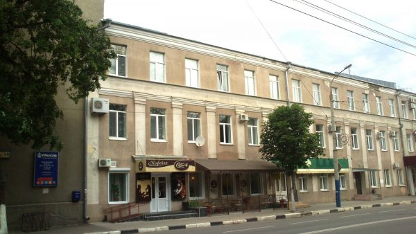 Дом губернаторов в Орле