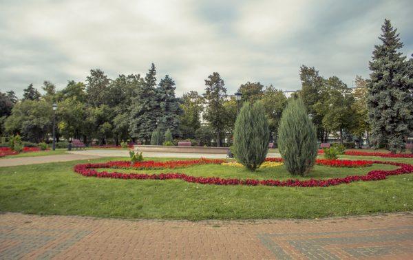 Городской парк «Владимирский сад»