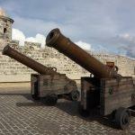 Пушки крепости Эль-Морро