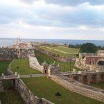 Вид на крепость Эль-Морро и форт Ла-Кабанья