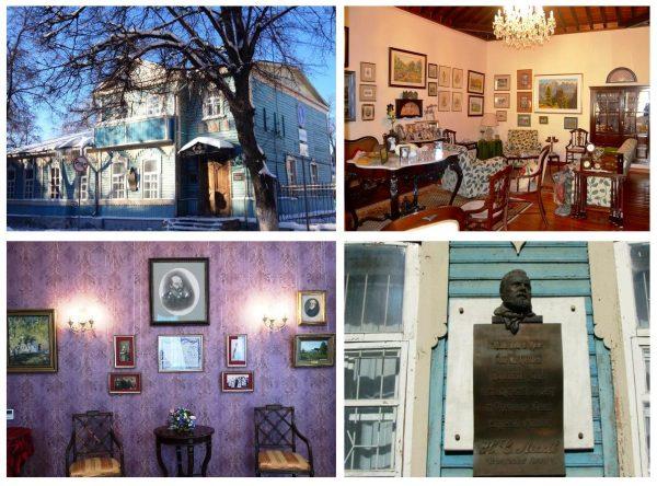 Дом-музей Н. С. Лескова Орле