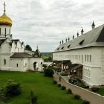 Прогулка по территории Саввино-Сторожевского монастыря