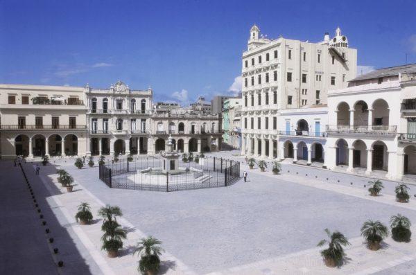 Пласа Вьеха в Гаване