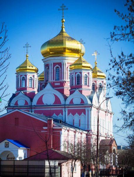 Церковь Смоленской иконы Божией Матери в Орле