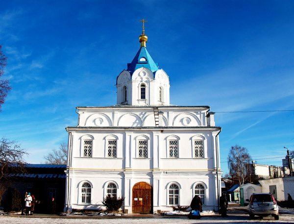 Свято-Введенский женский монастырь в Орле