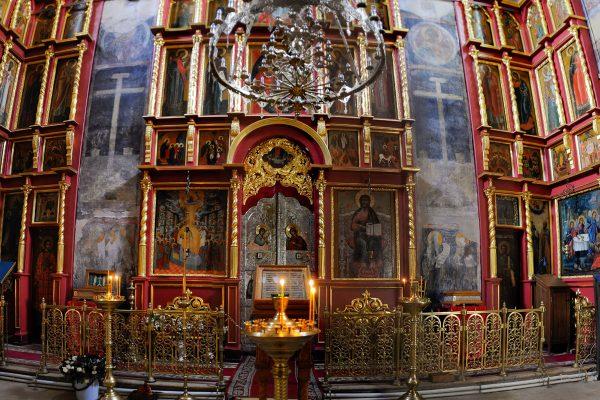 Успенский собор Звенигорода