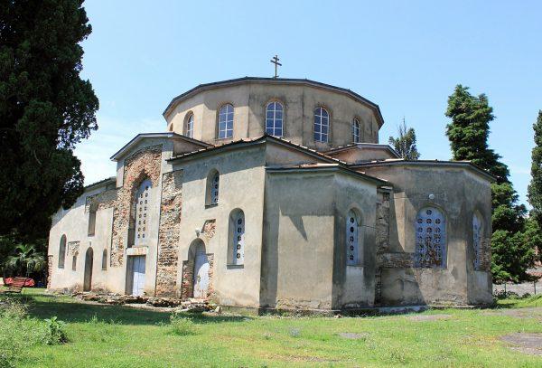 Драндский собор в Абхазии