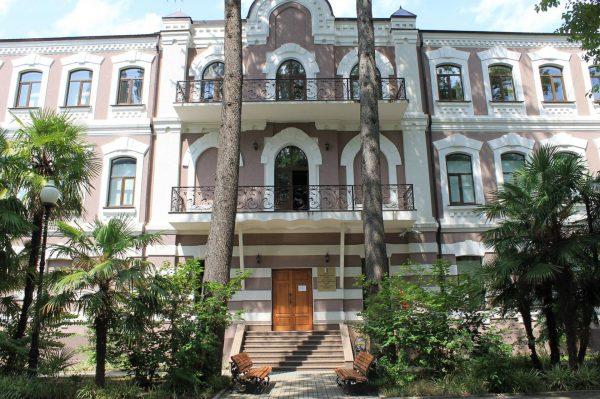 Абхазский государственный музей в Сухуме