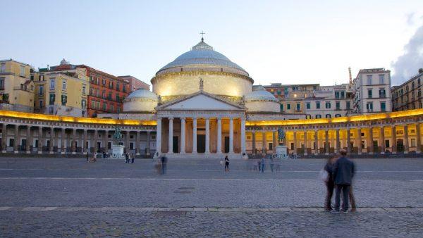 Базилика Сан-Франческо-ди-Паола