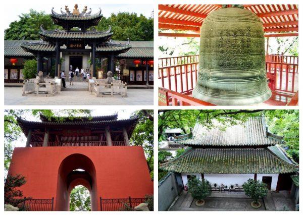 Храм пяти духов Гуанчжоу