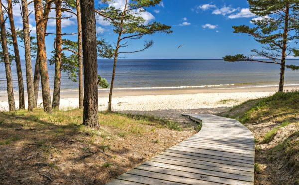 Балтийское побережье Латвии