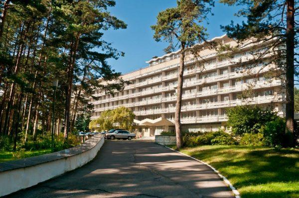 Санаторий в Латвии