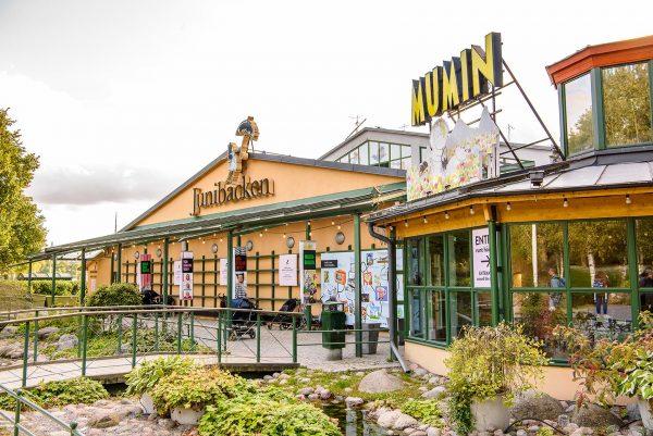 Юнибаккен в Стокгольме