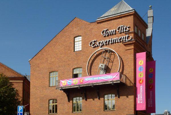 Музей экспериментов Тома Тита в Стокгольме