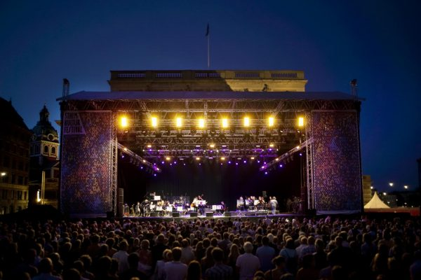 Фестиваль культуры в Стокгольме