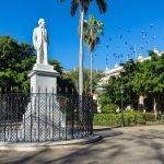 Памятник Карлосу Мануэлю де Сеспедесу в Гаване
