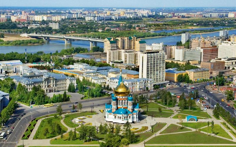 Омск: прошлое и настоящее самобытного сибирского города-миллионника