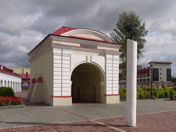 Тобольские ворота, Омск