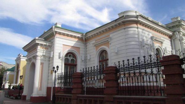 Особняк купца Батюшкова, Омск