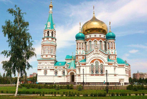 Свято-Успенский собор, Омск