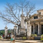 Храм Эль Темплете в Гаване