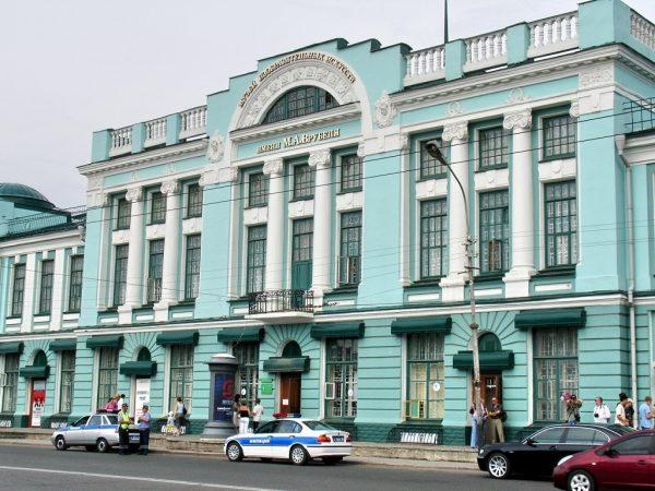 Музей имени Врубеля, Омск