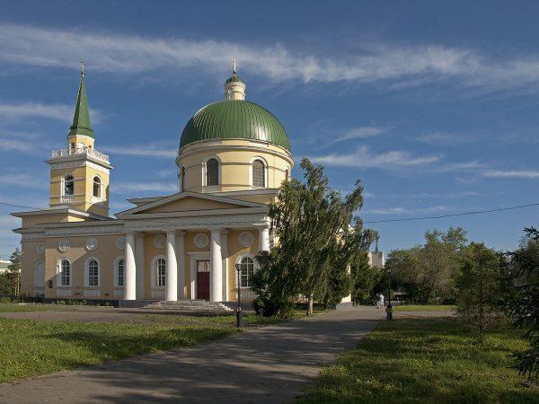 Свято-Никольский Казачий собор, Омск