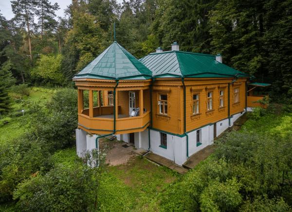 Музей-усадьба М. М. Пришвина