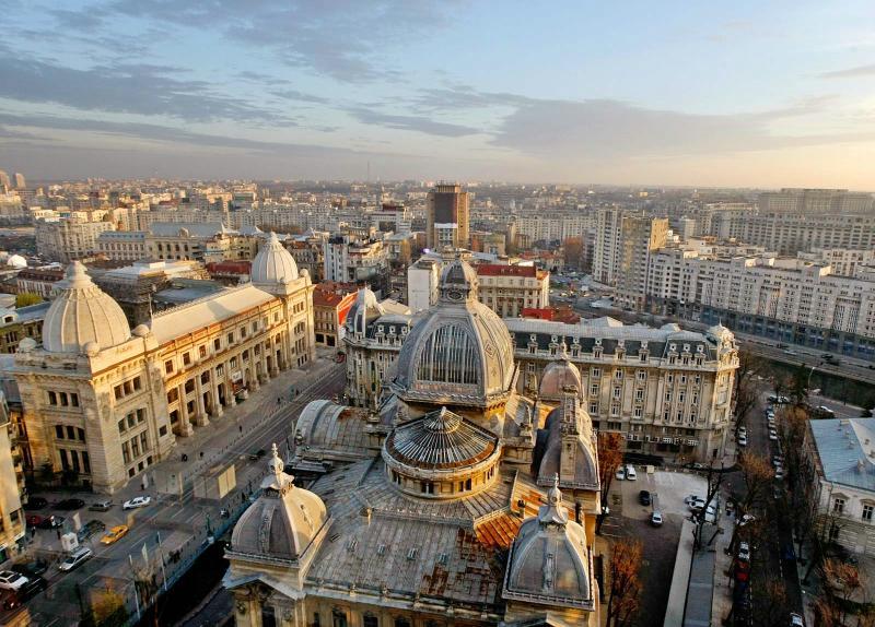 Бухарест —«Маленький Париж» и родина Влада Дракулы