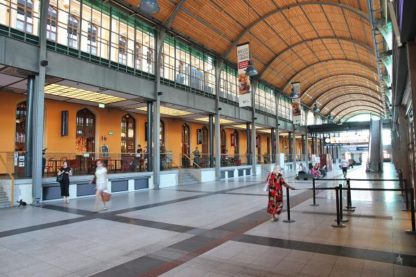 Железнодорожный вокзал Wroclaw Glowny