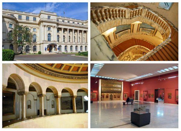 Бухарестский музей искусств