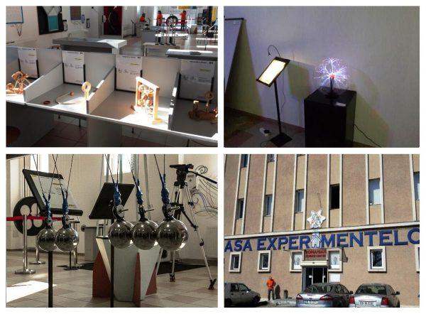 Научный музей «Каса Экспериментелор» в Бухаресте