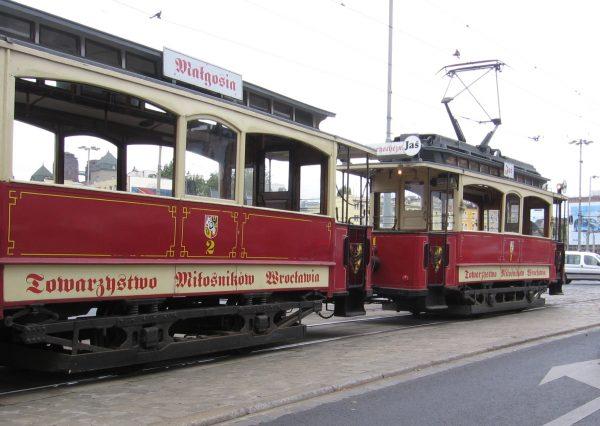 Трамвай дома Малгоси