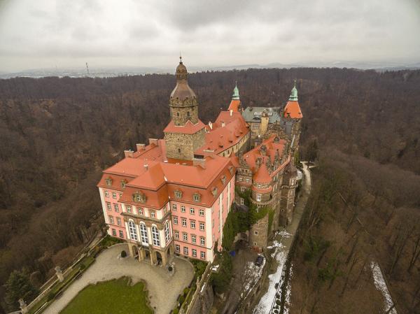 Замок Ксёндж