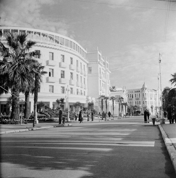 Сухуми в 50-е годы XX века