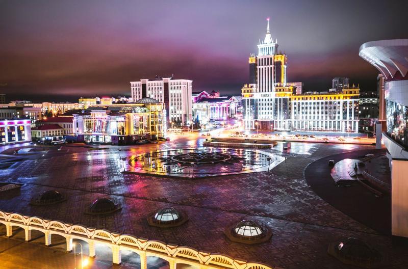 Саранск — столица солнечной Мордовии