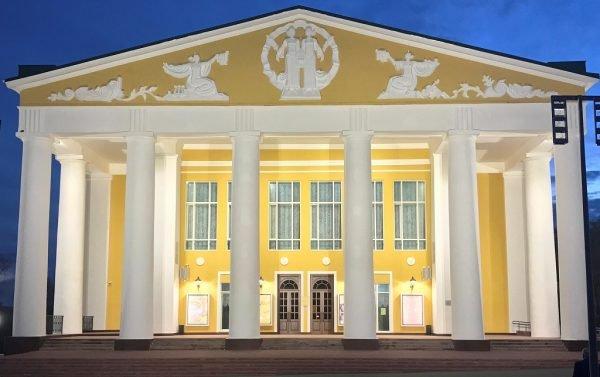 Русский драмтеатр Мордовии