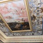 Роспись потолка дворца Ахиллеон