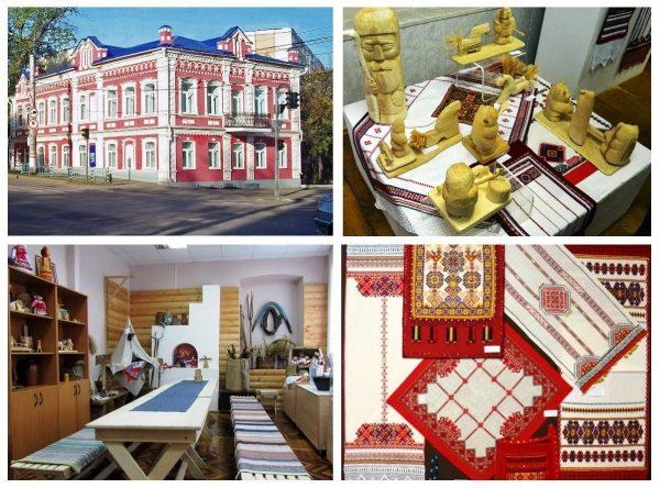 Музей мордовской народной культуры в Саранске