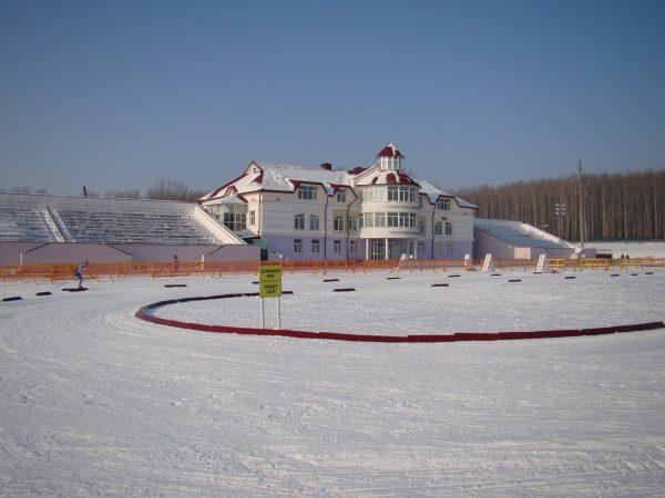 Лыжно-биатлонный комплекс в Саранске