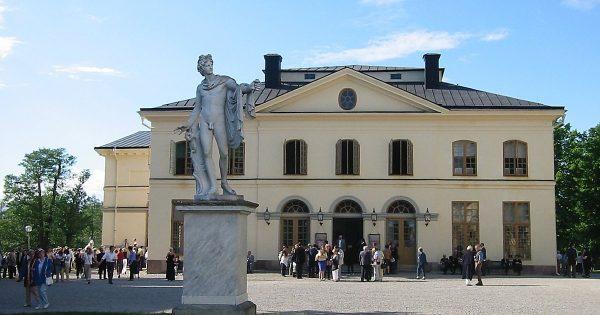 Оперный театр Дроттнингхольма