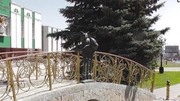 «Лисий мостик» в Саранске