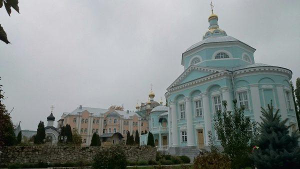 Алексеево-Акатов монастырь, Воронеж