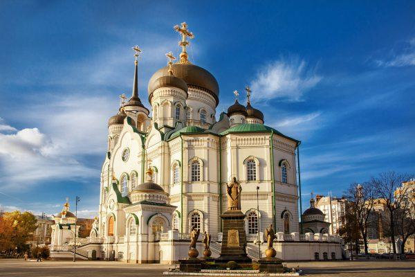 Благовещенский кафедральный собор, Воронеж