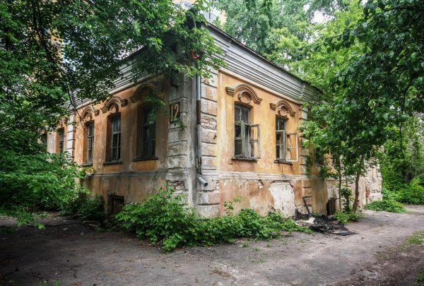 Дом Гарденина, Воронеж