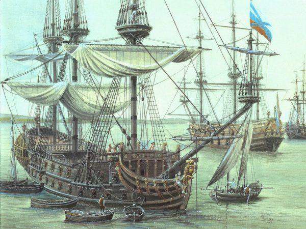 Корабли Азовского флота