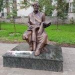 Памятник сапожнику в Кимрах