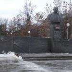 Бюст А. Н. Туполева в Кимрах