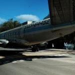 Самолёт Ту-124 в Кимрах